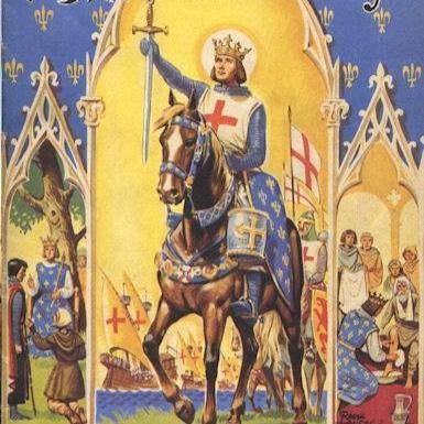Résultats de recherche d'images pour «roi Saint Louis»