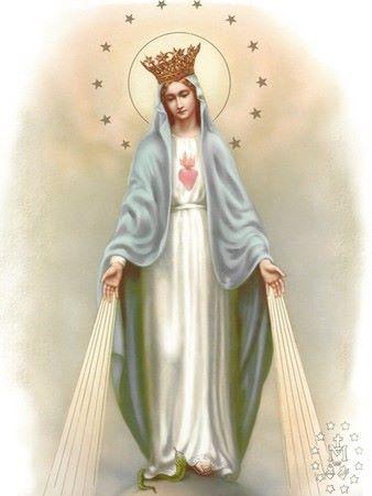 Sainte Marie co-rédemptrice